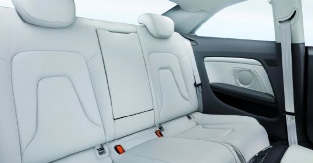 2012 Audi A5 Coupe 3.0 TFSI quattro  第6張相片