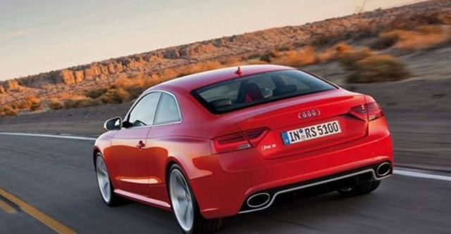 2012 Audi A5 Coupe RS5  第4張相片