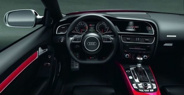 2012 Audi A5 Coupe RS5  第6張相片