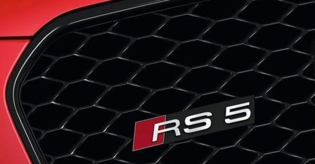 2012 Audi A5 Coupe RS5  第10張相片