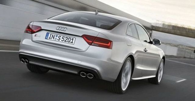 2012 Audi A5 Coupe S5  第4張相片