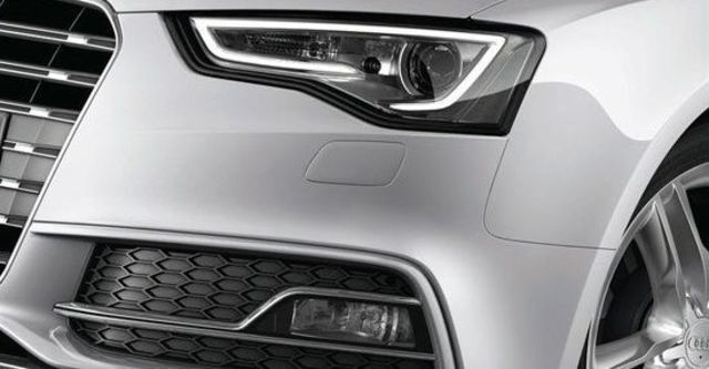 2012 Audi A5 Coupe S5  第5張相片