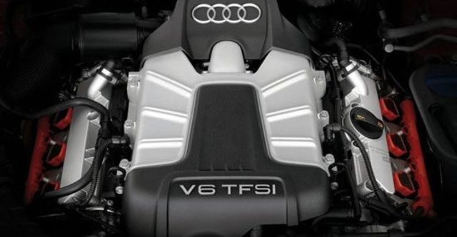2012 Audi A5 Coupe S5  第9張相片