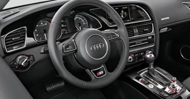 2012 Audi A5 Coupe S5  第10張相片