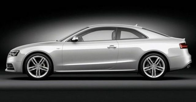 2012 Audi A5 Coupe S5  第12張相片