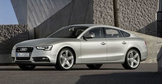 2012 Audi A5 Sportback 1.8 TFSI  第1張相片