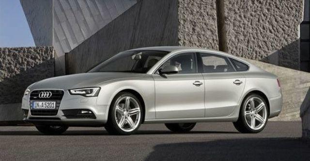 2012 Audi A5 Sportback 1.8 TFSI  第2張相片