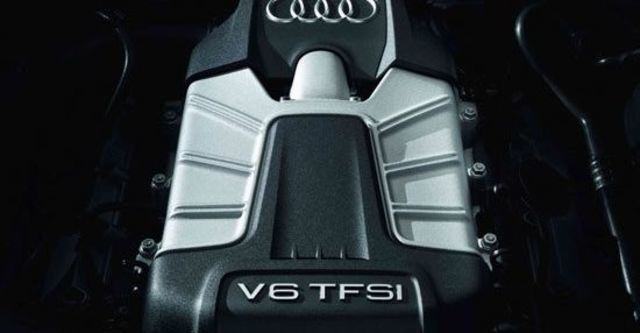 2012 Audi A5 Sportback 3.0 TFSI quattro  第5張相片