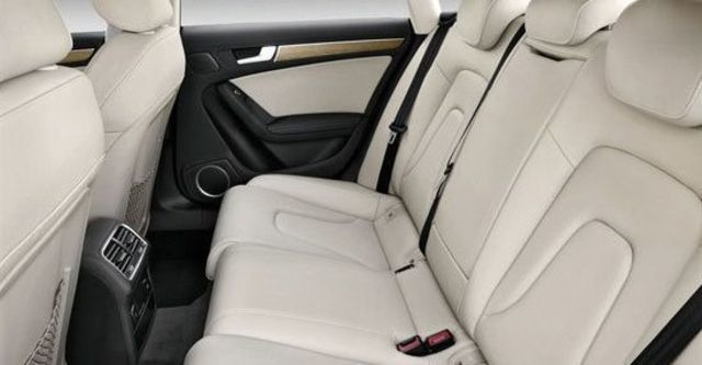 2012 Audi A5 Sportback 3.0 TFSI quattro  第11張相片