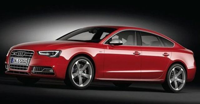 2012 Audi A5 Sportback S5  第4張相片
