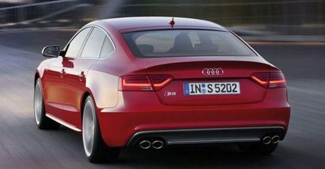 2012 Audi A5 Sportback S5  第5張相片