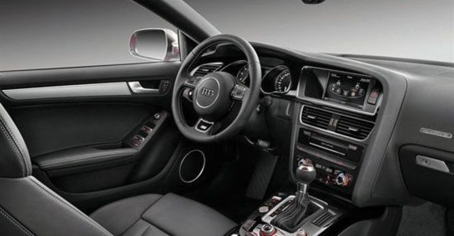 2012 Audi A5 Sportback S5  第10張相片