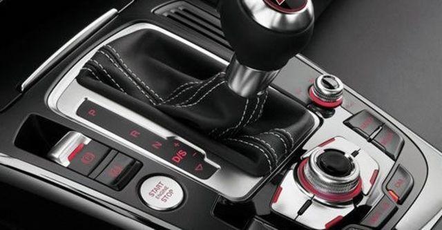 2012 Audi A5 Sportback S5  第11張相片