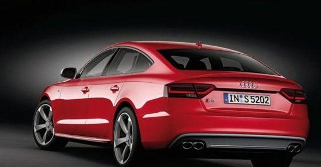 2012 Audi A5 Sportback S5  第12張相片