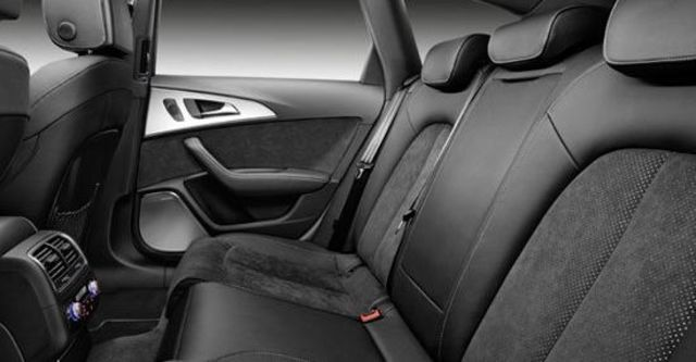 2012 Audi A6 Avant 2.0 TDI  第5張相片