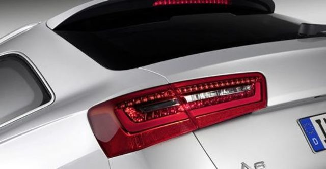 2012 Audi A6 Avant 2.0 TDI  第7張相片