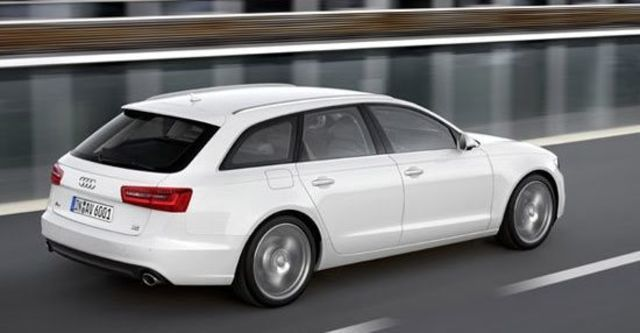 2012 Audi A6 Avant 2.0 TDI  第10張相片