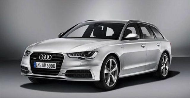 2012 Audi A6 Avant 2.0 TFSI  第1張相片