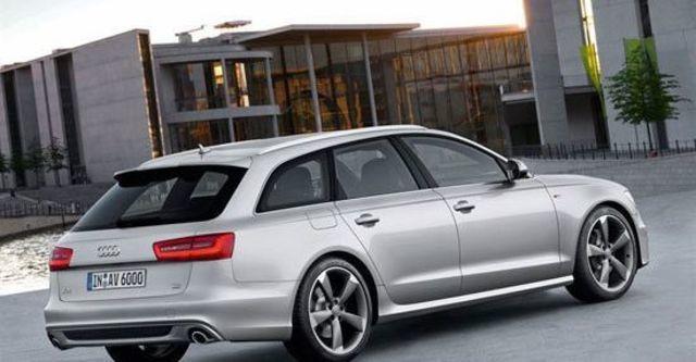 2012 Audi A6 Avant 2.0 TFSI  第3張相片