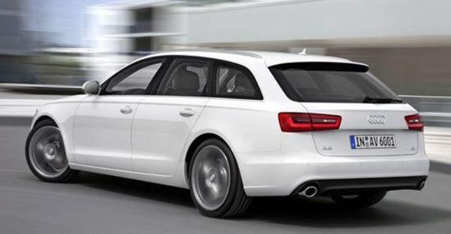 2012 Audi A6 Avant 2.0 TFSI  第9張相片