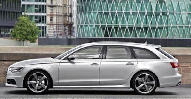 2012 Audi A6 Avant 3.0 TDI quattro  第9張相片