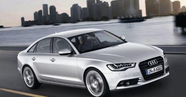2012 Audi A6 Sedan 2.0 TDI  第3張相片