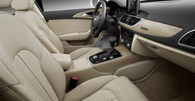 2012 Audi A6 Sedan 2.0 TDI  第12張相片
