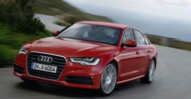2012 Audi A6 Sedan 2.0 TFSI  第2張相片