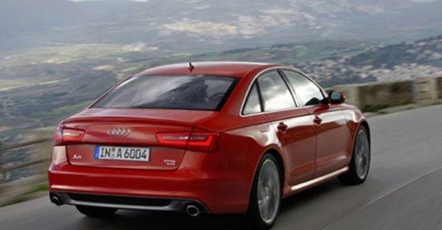 2012 Audi A6 Sedan 2.0 TFSI  第3張相片