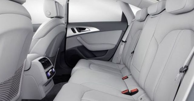 2012 Audi A6 Sedan 2.0 TFSI  第6張相片