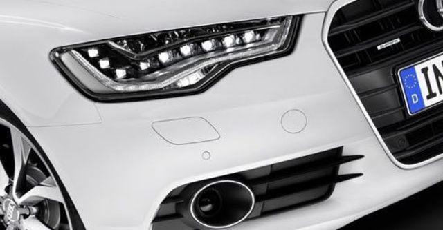 2012 Audi A6 Sedan 2.0 TFSI  第9張相片