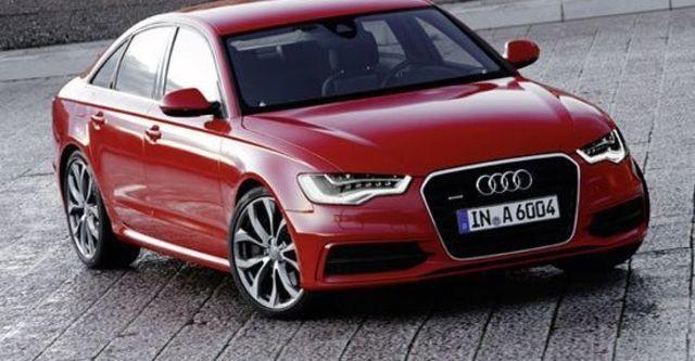 2012 Audi A6 Sedan 2.8 FSI  第1張相片