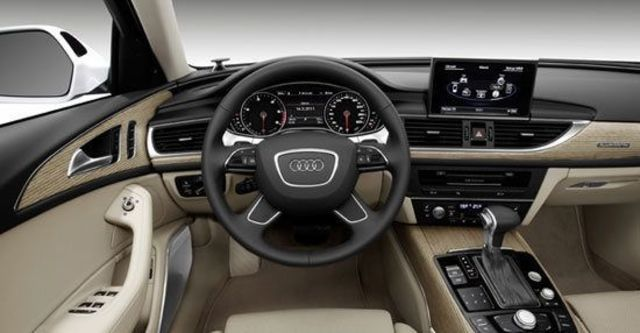 2012 Audi A6 Sedan 2.8 FSI  第4張相片