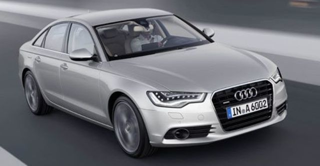 2012 Audi A6 Sedan 2.8 FSI quattro  第1張相片