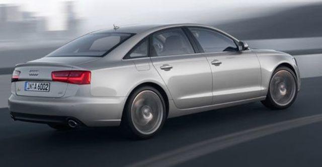 2012 Audi A6 Sedan 2.8 FSI quattro  第3張相片