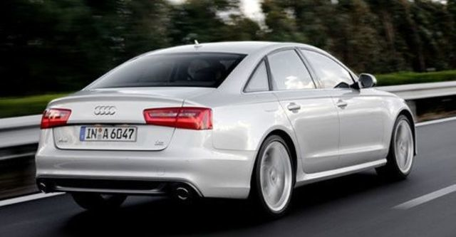 2012 Audi A6 Sedan 2.8 FSI quattro  第8張相片