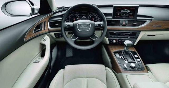 2012 Audi A6 Sedan 3.0 TDI quattro  第4張相片
