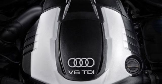 2012 Audi A6 Sedan 3.0 TDI quattro  第8張相片