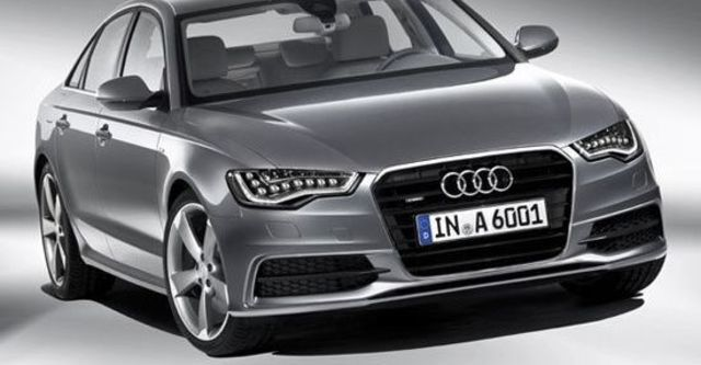 2012 Audi A6 Sedan 3.0 TFSI quattro  第1張相片