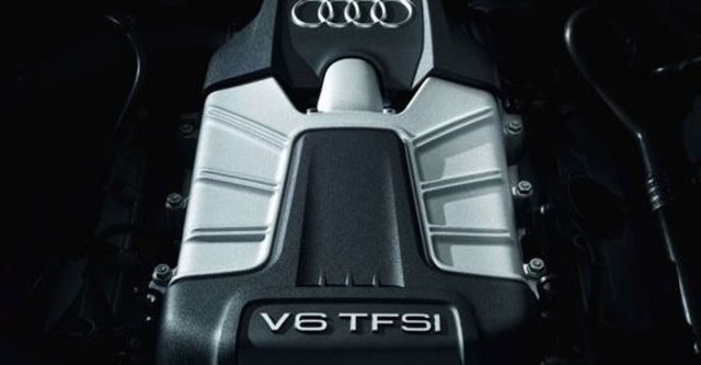 2012 Audi A6 Sedan 3.0 TFSI quattro  第3張相片