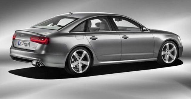 2012 Audi A6 Sedan 3.0 TFSI quattro  第6張相片