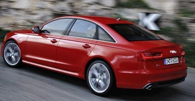2012 Audi A6 Sedan 3.0 TFSI quattro  第7張相片
