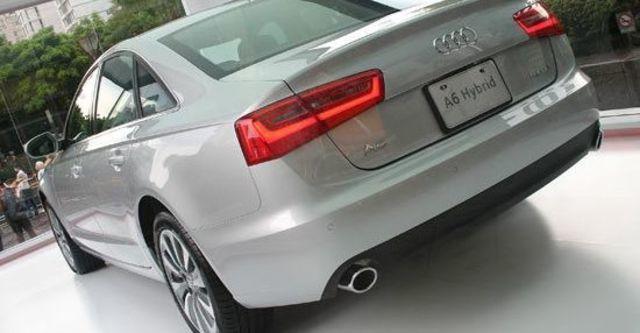 2012 Audi A6 Sedan Hybrid 2.0 TFSI  第3張相片