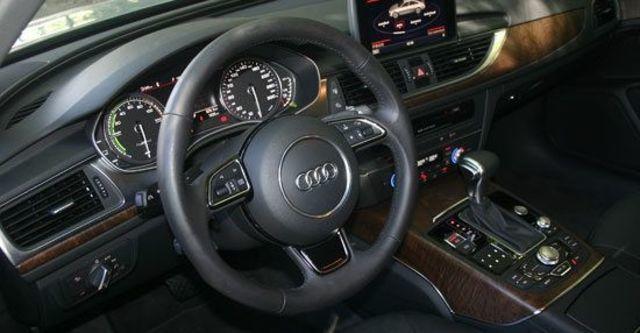 2012 Audi A6 Sedan Hybrid 2.0 TFSI  第11張相片