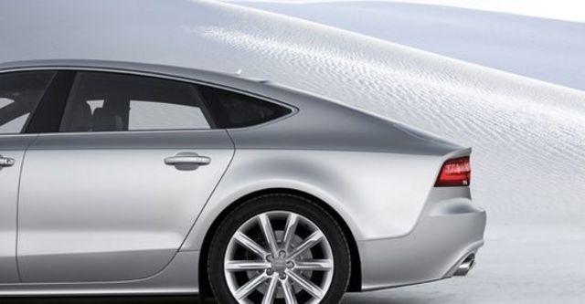 2012 Audi A7 Sportback 3.0 TFSI quattro  第4張相片