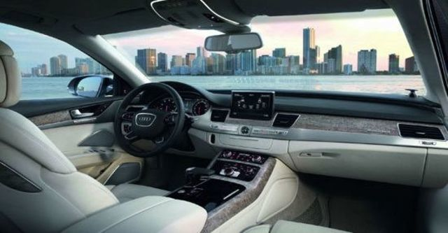 2012 Audi A8 3.0 TFSI quattro  第4張相片