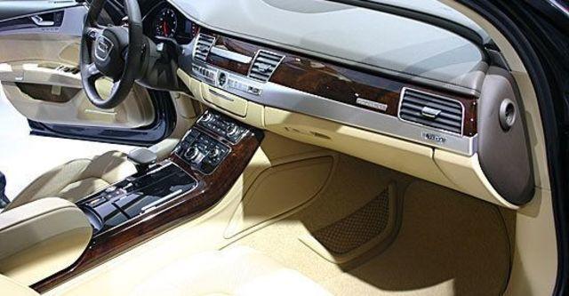 2012 Audi A8 L 3.0 TFSI quattro  第12張相片
