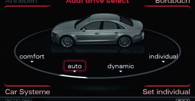 2012 Audi A8 L 4.2 FSI quattro  第10張相片