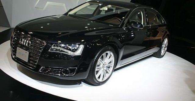 2012 Audi A8 L 6.3 FSI quattro尊爵版  第2張相片