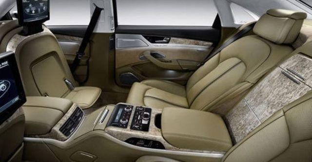 2012 Audi A8 L 6.3 FSI quattro尊爵版  第6張相片